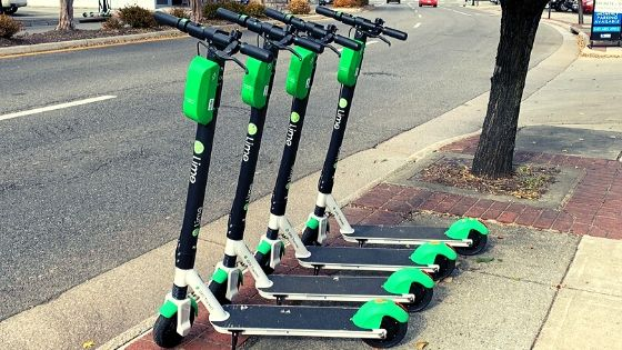 Electric Scooters- What's the Risk?